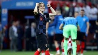 Luka Modric Best Player At FIFA World Cup 2018, Says Croatia Coach Zlatko Dalic