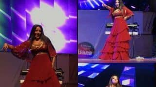 Bhojpuri Bombshell Monalisa Sexy Moves to Veere Di Wedding Song Tareefan Will Set Your Weekend Mood; Watch Video