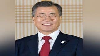 South Korean President Moon Jae-in to Arrive in India on Four-day Visit