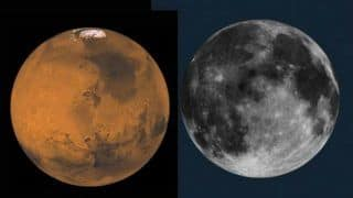 Blood Moon 2018: Earth to Witness Longest Lunar Eclipse on July 27 and Mars on July 31