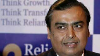 Mukesh Ambani Among TIME Magazine's 100 Most Influential People