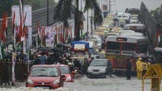 Mumbai Rains: Traffic Officials Work Overtime to Ease Road Congestion