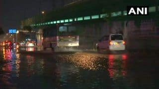 Heavy Rain Lashes Mumbai Leaving Roads Waterlogged in Several Parts of City