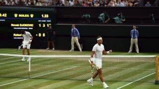Wimbledon 2018: Novak Djokovic-Rafael Nadal Semi-Final Suspended By Curfew, To Resume Today