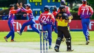 Nepal To Make ODI Debut Against Netherlands In Two-Match Series In August