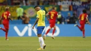 FIFA World Cup 2018: Brazil Crashes Out After Suffering 1-2 Defeat Against Belgium in Quarter-Finals