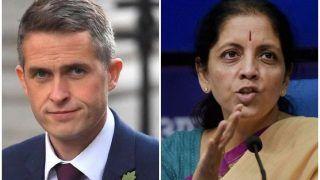 अखबार का दावा, ब्रिटेन के रक्षा मंत्री ने निर्मला सीतारमण से मिलने से इनकार किया!