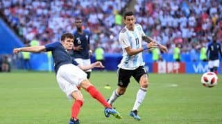 FIFA World Cup 2018: France's Benjamin Pavard Wins Goal Of The Tournament---Watch