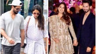 Mira Rajput's Maternity Style Looks Comfy and Chic: See Pictures