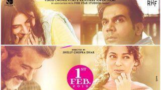 Sonam Kapoor Starring Ek Ladki Ko Dekha Toh Aisa Laga Release Date Out - See Pic