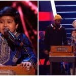 Indian-Origin Boy Stuns The Audience With A Harmonium in The Voice Kids UK