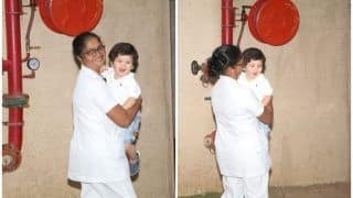 Saif Ali Khan And Kareena Kapoor to Get Bodyguard for Baby Taimur Ali Khan?