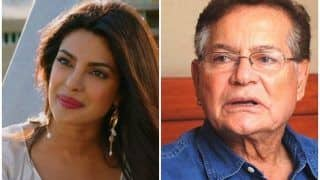 Bharat: Salman Khan's Father Salim Khan Reacts to Priyanka Chopra's Exit From The Film, Says Anyone Can Replace Her