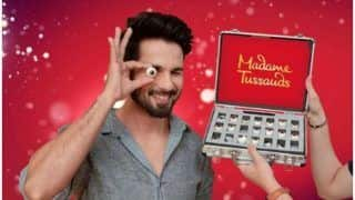 After Deepika Padukone, Shahid Kapoor Announces His Entry in Madame Tussauds London, See First Picture