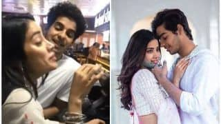 Janhvi Kapoor and Ishaan Khatter Are Pizza Lovers Just Like Us, Watch Viral Video