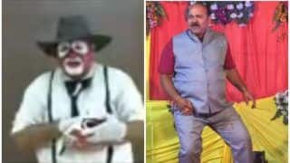 Dancing Uncle Takes Internet by Storm Once Again, This Time With Raj Kapoor's Song; Watch Video