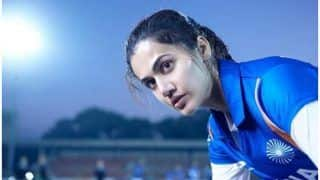 Taapsee Pannu Holds Special Screening of Soorma For Badla Team in Scotland
