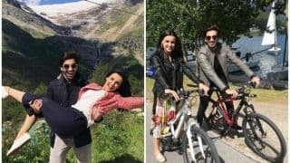 Mohit Sehgal And Sanaya Irani's Pictures From Their Switzerland Vacation Look Straight Out of a Bollywood Film