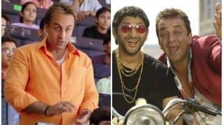 Munna Bhai 3: Reel-Life Sanju Ranbir Kapoor to Replace Arshad Warsi as Circuit?
