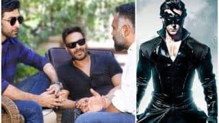 Hrithik Roshan Starrer Krrish 4 Will Now Clash With Ranbir Kapoor's Luv Ranjan Film At The Box Office