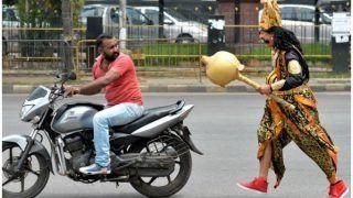 जिंदगी लेने नहीं बल्कि बचाने के लिए बेंगलुरु की सड़कों पर दौड़ रहे हैं यमराज
