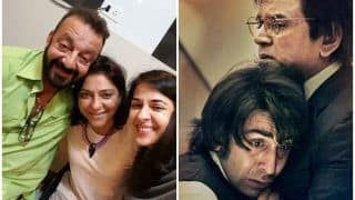 Sanjay Dutt's Sister Namrata Could Not Connect To Sunil Dutt Played By Paresh Rawal in Sanju