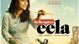 Kajol Reveals New Poster Of Her Film Helicopter Eela, Setting New Parenting Techniques