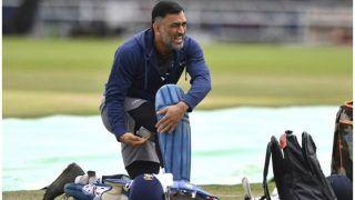 धोनी ने इंग्लैंड के खिलाफ आखिरी वनडे के लिए बनाया '4 सूत्री प्लान', VIDEO