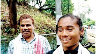 हिमा दास के कोच पर महिला एथलीट ने लगाया यौन-शोषण का आरोप