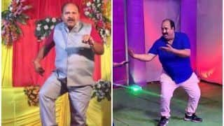 After Dancing Uncle Sanjeev Srivastava, His Lookalike Sanjay Khatwani Also Grooves to Govinda's Song, Watch Video
