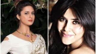 Divyanka Tripathi  Shares Her Experience on Working With Ekta Kapoor, Says 'Working With a Lady Boss is Always Amazing And More Fun'