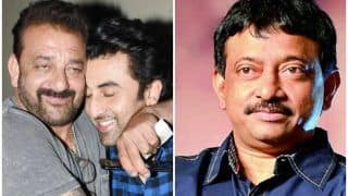 After Sanju, Ram Gopal Varma to Make a Film on Sanjay Dutt