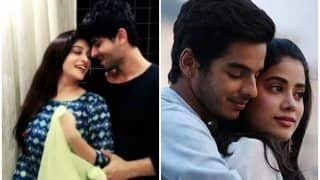 Dipika Kakar, Shoaib Ibrahim Give Tough Competition to Dhadak Stars Janhvi Kapoor and Ishaan Khatter, Watch