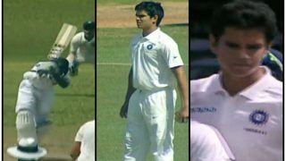 श्रीलंका के 'Mishara' बने टेस्ट क्रिकेट में अर्जुन तेंदुलकर का पहला शिकार, VIDEO
