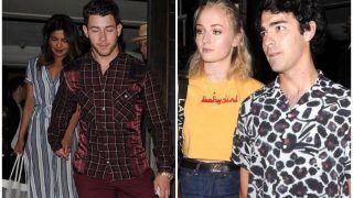 Happy Birthday Priyanka Chopra: PeeCee Looks Flawless While Celebrating Birthday Eve With Nick Jonas, Joe Jonas and Sophie Turner in London