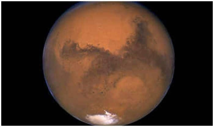 On Tuesday Mars will Make its Closest Approach to Earth Since 2003