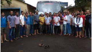 महाराष्ट्र बस हादसा: अचानक वॉट्सऐप ग्रुप पर पसरा सन्नाटा, 3 घंटे बाद पता चला 33 दोस्त नहीं रहे