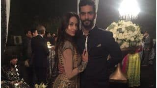 Angad Bedi's Ex Nora Fatehi Reacts To His Marriage With Neha Dhupia, Refuses To Know Him
