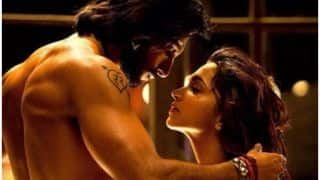 Ranveer Singh Showers Kisses on Deepika Padukone's Picture And It's Too Romantic