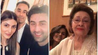Neetu Kapoor Celebrates her 60th Birthday with Ranbir Kapoor, Riddhima Kapoor Sahni and More in Paris