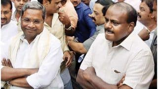 Poaching Politics Gains Pace in Karnataka, Six Dissenting Congress MLAs May Withdraw Support to Govt
