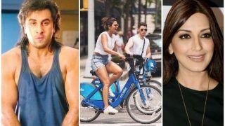 Ranbir Kapoor's Sanju Crosses Rs 200 Crore Mark, Sonali Bendre Undergoes Treatment For Cancer, Priyanka Chopra-Nick Jonas' Cycling Pictures Goes Viral - Bollywood Week In Review