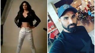Mohammed Shami's Estranged Wife's Sexy Photoshoot is Raising The Temperatures