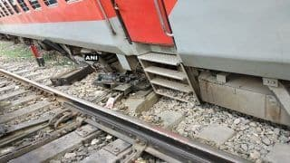 Rajasthan: Three Coaches of Pooja Superfast Express Derail at Phulera, no Casualty Reported