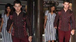 Priyanka Chopra's Pre Birthday Celebrations Begin in London with Boyfriend Nick Jonas - See Pics