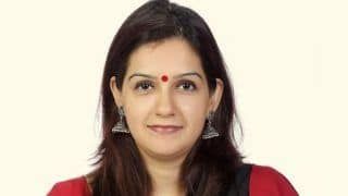 Congress' Priyanka Chaturvedi Trolled With Rape Threats For Daughter, Files Complaint