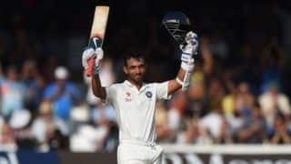 India vs England 2018: How Ajinkya Rahane Holds The Barometer For India's Success on English Soil