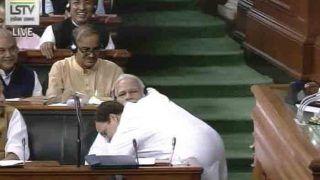 'आप मुझे पप्पू कहें, मैं आपसे नफरत नहीं करता'...और पीएम को राहुल ने गले लगा लिया