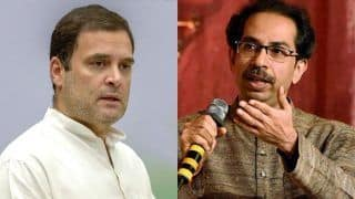Uddhav Thackeray Slams Congress' Promise to Omit Sedition Law, Says Won't Let Rahul Gandhi Come to Power by Supporting Traitors