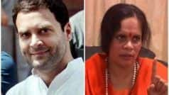 Jawaharlal Nehru Was The 'Biggest Rapist', Sadhvi Prachi on Rahul Gandhi's 'Rape Capital' Remark